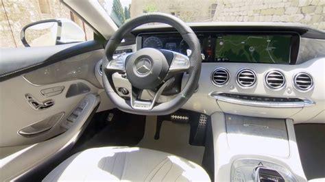 mercedes  class coupe interior designo diamond