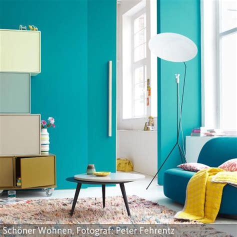 Welche Farben Ergeben Türkis by Kleine Farbenlehre In 2019 Wandfarbe T 220 Rkis Turquoise