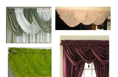aprender a confeccionar cortinas novedades paola cortina cenefas entubada cruzada