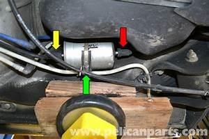 Volkswagen Golf Gti Mk Iv Fuel Filter Replacement  1999