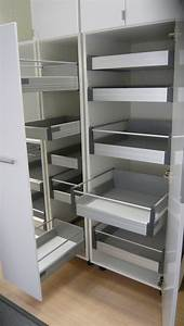 Organizing your new ikea kitchen easy installations for Pantry pull out shelves ikea