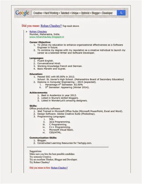 Cv Generator by Resume Generator Template Of Business Resume