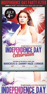 Email Template For Word Independence Day Party Flyer Flyerstemplates