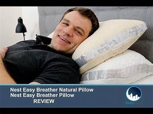 nest easy breather pillow review memory foam or natural With easy breather pillow review
