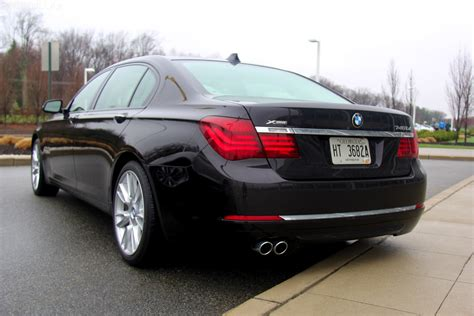 Bmw 740ld Xdrive With Bmw Advanced Diesel Available In The