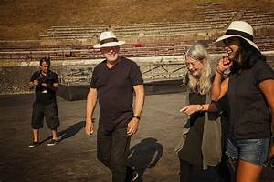 David Gilmour Polly Samson Pompeii 2016   Neptune Pink Floyd