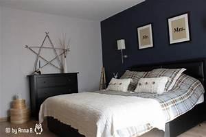 deco chambre bleue awesome deco chambre bleu nuit chaios With chambre bébé design avec thé earl grey fleurs bleues