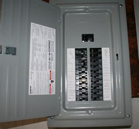 Cover For Fuse Box In House by Electrical Panel And Service Inspection San Diego Home