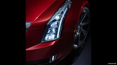 Cadillac Elr Headlight Wallpaper