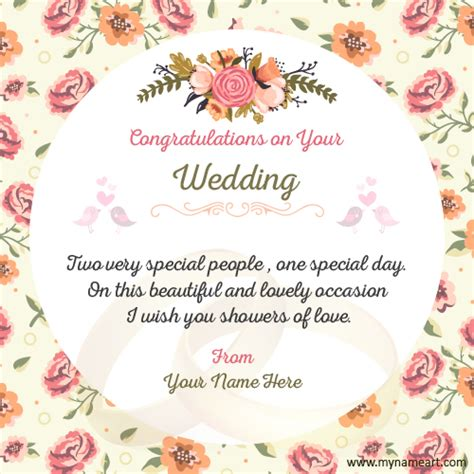 wedding congratulations wishes quotes card