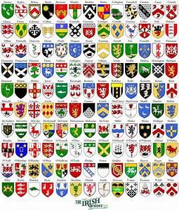 Family Coat of Arms | Irish Sense of Humor | Pinterest ...