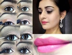how to do wedding makeup tutorial how to christian bridal makeup look pink