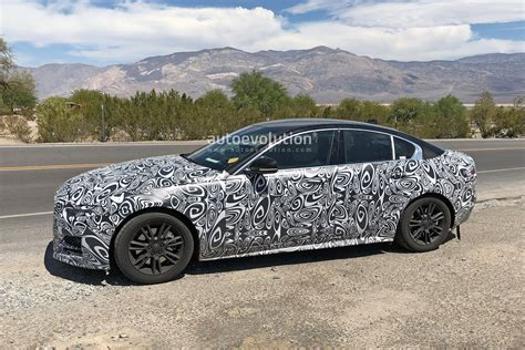 Jaguar Sedan 2020 by 2020 Jaguar Xe Facelift Spied Testing In The Heat