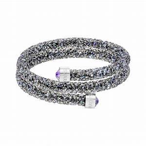 bracelet swarovski jonc With robe de cocktail combiné avec bracelet swarovski crystaldust