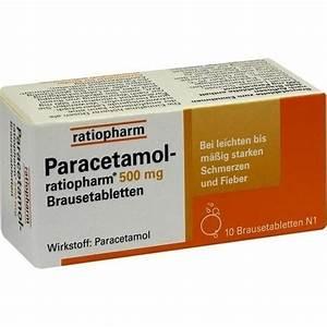 Fieber Ohne Erkältung : paracetamol ratiopharm 500 mg brausetabletten 10 st fieber erk ltung abwehr ~ Frokenaadalensverden.com Haus und Dekorationen