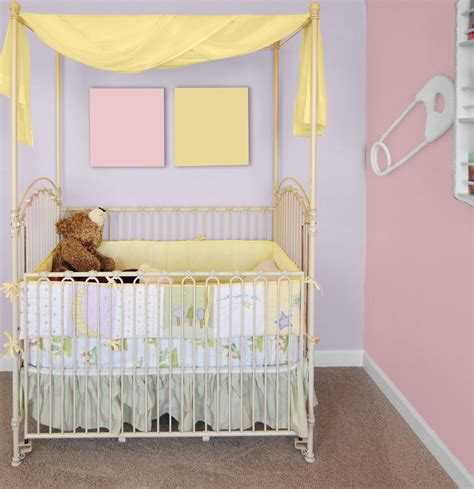 entrancing design baby nursery ideas features white purple colors fetching come with grey teal
