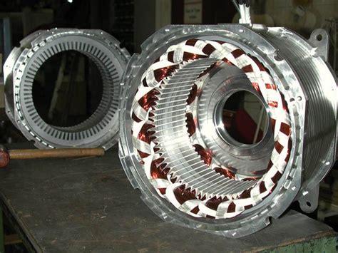 Electric Motor Winding by Keeping Motor Windings
