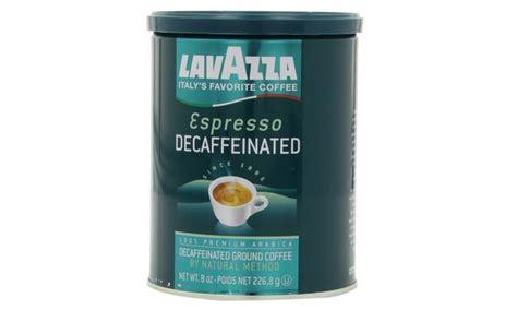 Lavazza Decaffeinated Espresso Ground Coffee, 8-ounce Arabic Coffee Warmer Engine Tables For Sale Riyadh Cups Uae Server In Malta Kijiji Edmonton Cb2 Metal Table