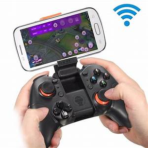Bluetooth 4.0 Wireless Game Controller Gamepad Joystick ...
