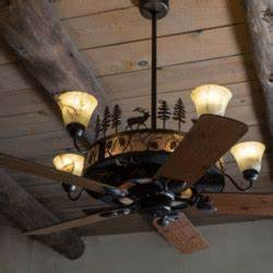 Rustic Outdoor Ceiling Fan With Light Lodge And Cabin Lighting Rustic Lighting Fans