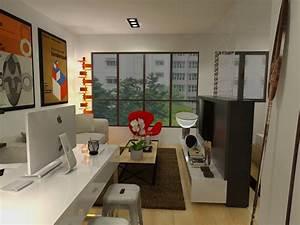 fernvale riverwalk 1 bedroom hdb ssphere With interior design ideas 1 room kitchen flat