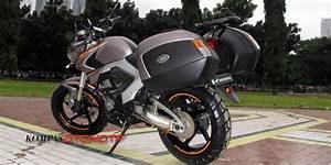 Honda Megapro Fi  U201dadventure U201d Semakin Macho