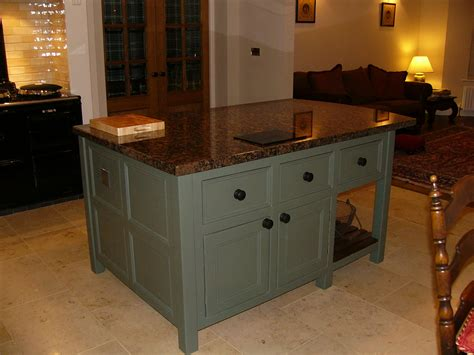 small island with granite top the olive branch the