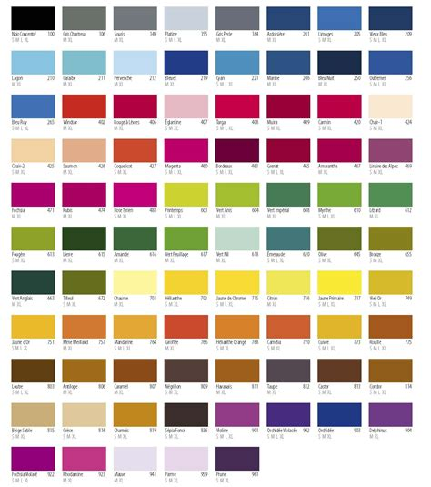 color chart auto paint google search auto paint color