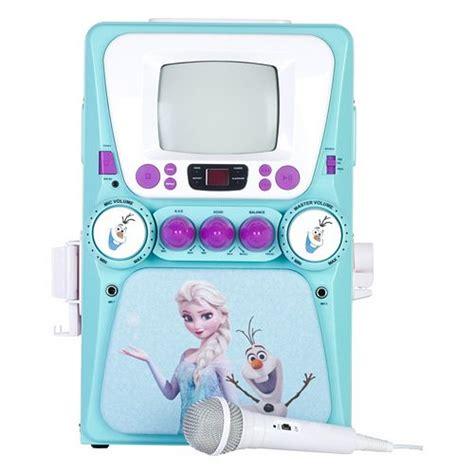 Disney Frozen Elsa & Anna Karaoke Machine .49 Shipped