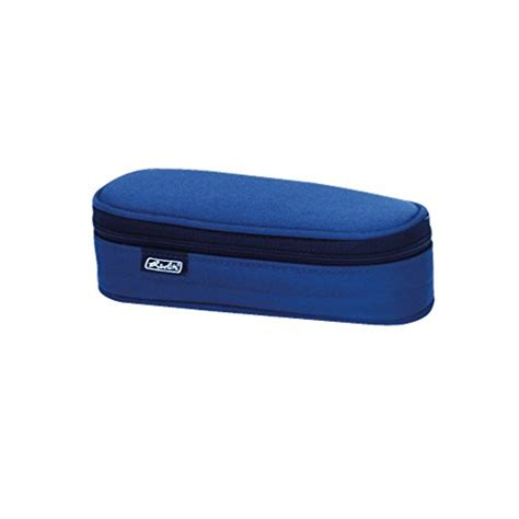 Check out our herlitz selection for the very best in unique or custom, handmade pieces from our офисные и школьные принадлежности shops. Herlitz 11415916 Faulenzer Etui, blau - SouNeq