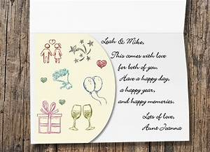 must see 30 super cute sayings to write in a bridal shower With wedding shower card sayings