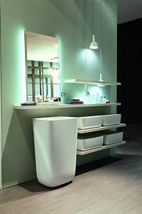eclairage de salle de bain pour une ambiance douce With eclairage pour salle de bain