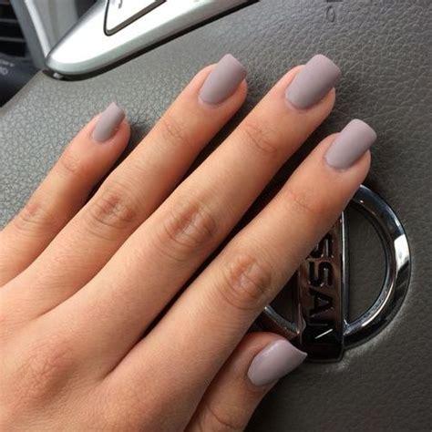 matte color nails 25 best ideas about matte nails on matt nails