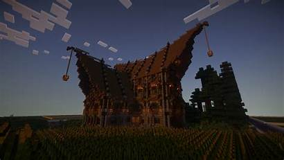 Minecraft Houses Medieval Awesome Imgur Celtic Mansions