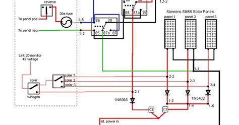 Wind Generator Solar Wiring Diagram Back Basics