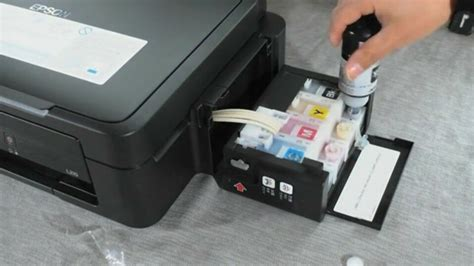 EPSON L210 All-in-One Ink Tank System Printer AIO