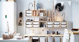 Trofast Regal Ikea : ikea hacks im kinderzimmer diy ideen f r kallax und trofast ~ Orissabook.com Haus und Dekorationen