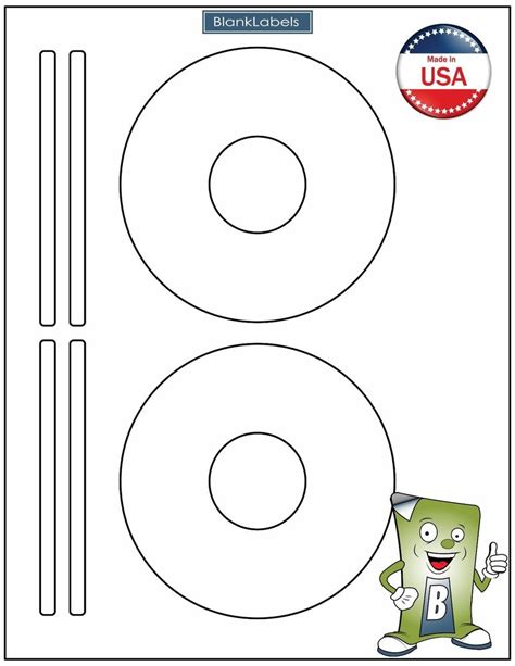 Free Avery Cd Label Templates by 200 Cd Dvd Laser And Ink Jet Labels Template 5931 8931