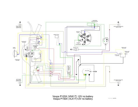 vespa vn wiring diagram by et3px et3px issuu