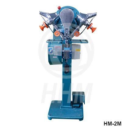 hm pb 2 wm55 snap fastener setting machine manufacturer and supplier