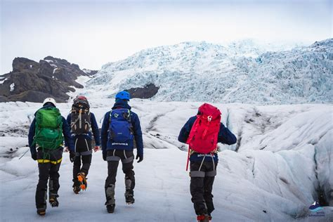 Iceland Glacier Tours Glacier Hike And Ice Climbing