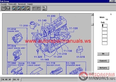 Mitsubishi truck parts catalog download | liefrateateal