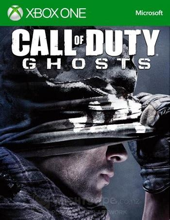 call of duty ghosts download xbox one