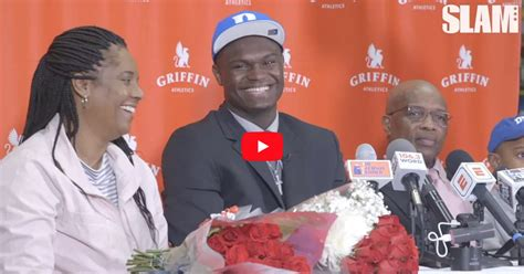 duke basketball commitment zion williamsons announcement