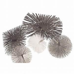 Materiel De Ramonage : h risson de ramonage rond en nylon blanc diam tre 100 mm bricozor ~ Melissatoandfro.com Idées de Décoration