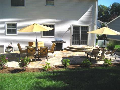 landscape and patio design outdoor patio and landscape ideas home citizen