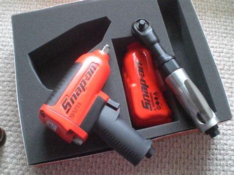 snap  impact gun  air ratchet cool tools
