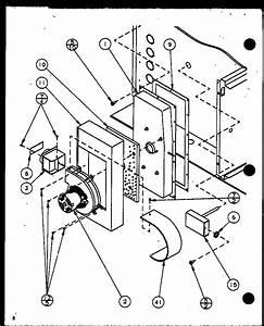 Amana Gsi Gas Furnace  Gsi115a35  P6983306f   Gs     Parts