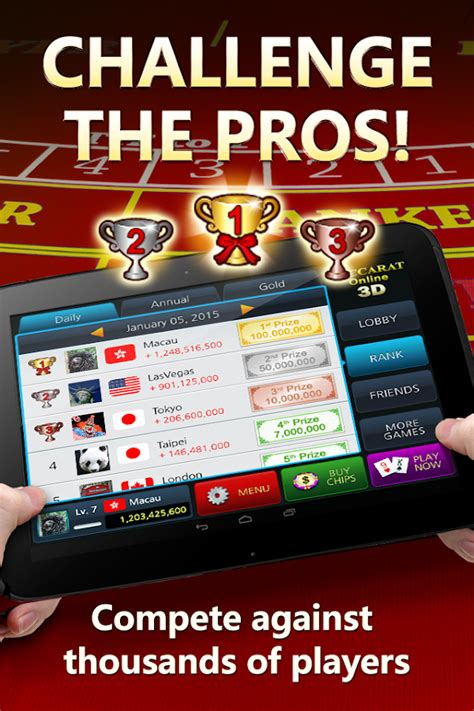 Baccarat Online 3d Free Casino  Android Apps On Google Play