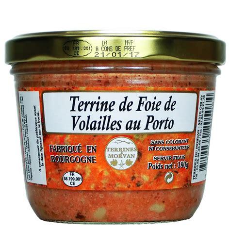 Terrine De Foie De Volaille Au Porto by Terrine De Foie De Volaille Au Porto 180g Saveurs De